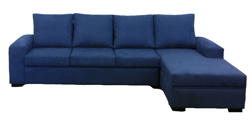 Chilli pip furniture custom 4 1 2 seater chaise fabric for 4 seater lounge with chaise