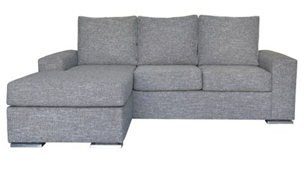 Chilli pip furniture custom 3 1 2 seater chaise fabric for One seater chaise